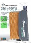 Sea to Summit DryLite Towel M Mikrofaserhandtuch-Orange-M