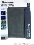 Sea to Summit DryLite Towel XL Mikrofaserhandtuch-Grau-XL