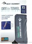 Sea to Summit DryLite Towel XS Mikrofaserhandtuch-Orange-XS