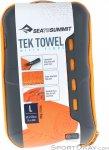 Sea to Summit Tek Towel L Mikrofaserhandtuch-Orange-L