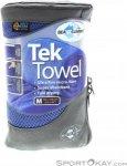 Sea to Summit Tek Towel M Mikrofaserhandtuch-Blau-M