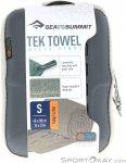 Sea to Summit Tek Towel S Mikrofaserhandtuch-Grau-S
