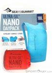 Sea to Summit Ultra-Sil Nano Daypack 18l Rucksack-Rot-18