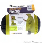 Sea to Summit Ultra-Sil Nano Poncho Regenjacke-Grün-One Size
