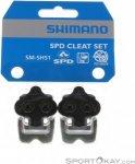 Shimano SM-SH51 Pedal Cleats-Schwarz-One Size