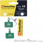 SwissStop Disc 15 Bremsbeläge-Grün-One Size