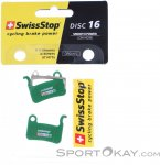 SwissStop Disc 16 Bremsbeläge-Grün-One Size