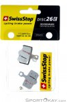 SwissStop Disc 26 E Bremsbeläge-Grau-One Size