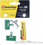 SwissStop Disc 28 Bremsbeläge-Grün-One Size