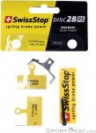 SwissStop Disc 28 RS Bremsbeläge-Gelb-One Size