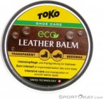 Toko Eco Leather Balm 50g Schuhpflege-Gelb-One Size