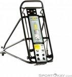 Topeak MTX Explorer Tubular Rack Gepäcksträger-Schwarz-One Size