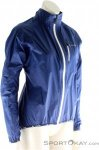 Vaude Drop Jacket III Damen Bikejacke-Blau-M