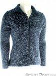 Vaude Melbur Jacket Damen Tourensweater-Blau-38