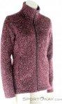 Vaude Melbur Jacket Damen Tourensweater-Grau-34