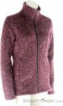 Vaude Melbur Jacket Damen Tourensweater-Grau-42
