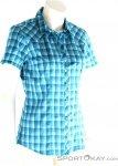 Vaude Tacun Shirt Damen Outdoorbluse-Blau-36