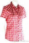 Vaude Tacun Shirt Damen Outdoorbluse-Rot-34
