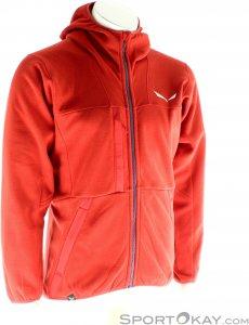 Salewa Antelao Fleece Herren Tourensweater-Rot-50
