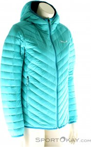 Salewa Lagazuoi Down Jacket Damen Outdoorjacke-Blau-42
