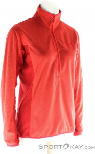 Salewa Puez Plose Fleece Damen Tourensweater-Pink-Rosa-34