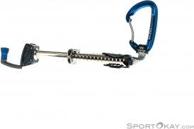 Salewa Quick Screw Eisschraube 16cm-Blau-160
