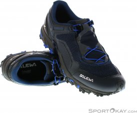 Salewa Ultra Train 2 Herren Traillaufschuhe-Blau-7,5