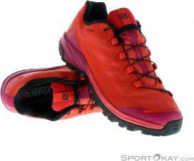Salomon Outpath GTX Damen Trekkingschuhe Gore-Tex-Rot-7,5