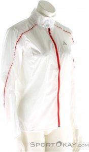 Salomon S-LAB Light Jacket Damen Outdoorjacke-Weiss-XL