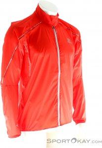 Salomon S-LAB Light Jacket Herren Outdoorjacke-Rot-XS