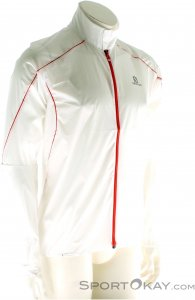 Salomon S-LAB Light Jacket Herren Outdoorjacke-Weiss-XL