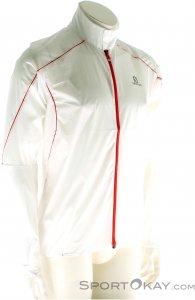 Salomon S-LAB Light Jacket Herren Outdoorjacke-Weiss-XS