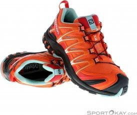 Salomon XA Pro 3D GTX Damen Traillaufschuhe Gore-Tex-Mehrfarbig-6