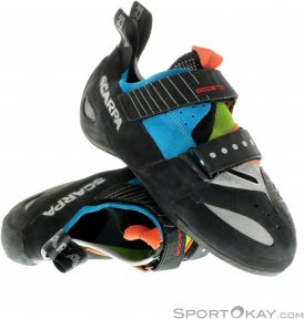 Scarpa Boostic Kletterschuhe-Mehrfarbig-41