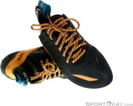 Scarpa Instinct Lace Kletterschuhe-Orange-44