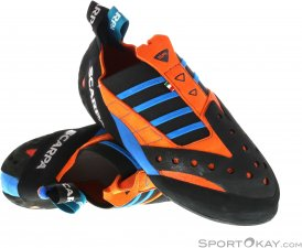 Scarpa Instinct SR Kletterschuhe-Orange-44