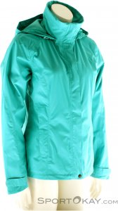 Schöffel Easy L Damen Outdoorjacke-Türkis-34
