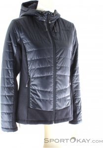 Schöffel Jacket Hybrid Gijon Damen Skijacke-Blau-34