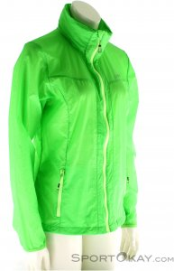 Schöffel Windbreaker Jacket Damen Outdoorjacke-Grün-42