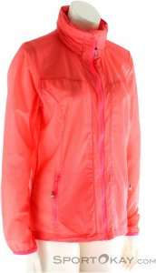 Schöffel Windbreaker Jacket Damen Outdoorjacke-Pink-Rosa-40