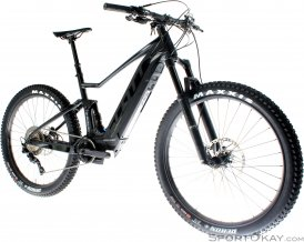 Scott E-Spark 710 Plus 2017 E-Bike Trailbike-Schwarz-M