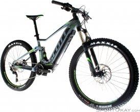 Scott E-Spark 720 Plus 2017 E-Bike Trailbike-Grau-M