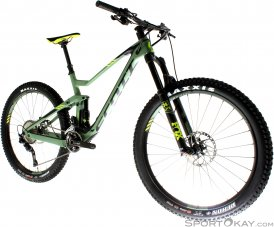 Scott Genius 710 2018 All Mountainbike-Mehrfarbig-M