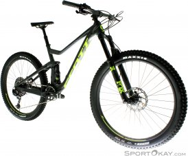 Scott Genius 740 2018 All Mountainbike-Schwarz-L