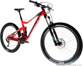 Scott Genius 750 2018 All Mountainbike-Rot-M