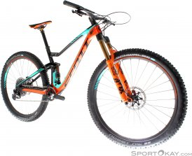 Scott Genius 900 Tuned 2018 All Mountainbike-Mehrfarbig-L