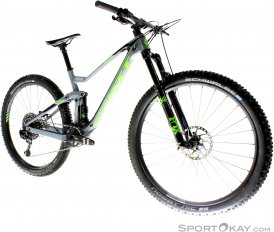 Scott Genius 920 2018 All Mountainbike-Grau-L