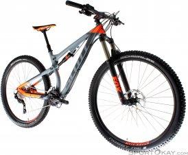 Scott Genius 940 2017 All Mountainbike-Grau-M
