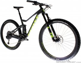 Scott Genius 940 2018 All Mountainbike-Schwarz-M