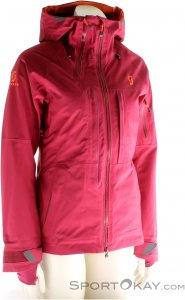 Scott Ultimate GTX Damen Tourenjacke Gore-Tex-Lila-XS